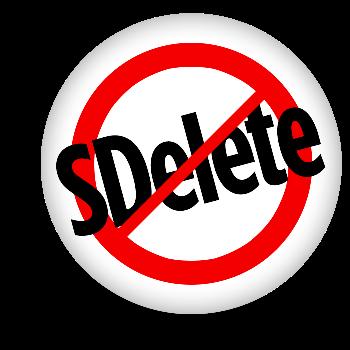 SDelete Alternative