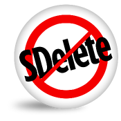 SDelete Alternative