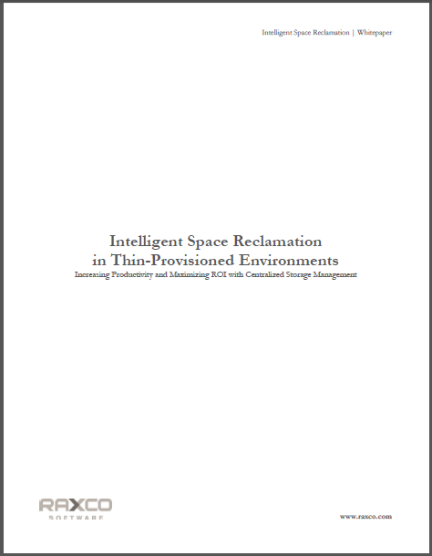 Intelligent Space Reclamation Whitepaper