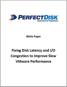 Fixing Disk Latency and I/O Congestion to Improve Slow VMware Performance