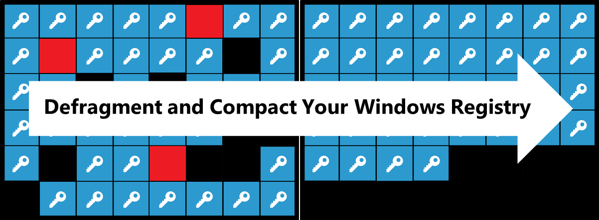 Defrag and Compact Your Windows Registry